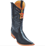 Men's Los Altos Stingray Rowstone Boots 3x Toe