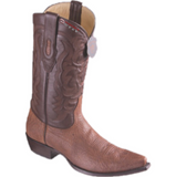 Men's Los Altos Bull Shoulder Boots Snip Toe