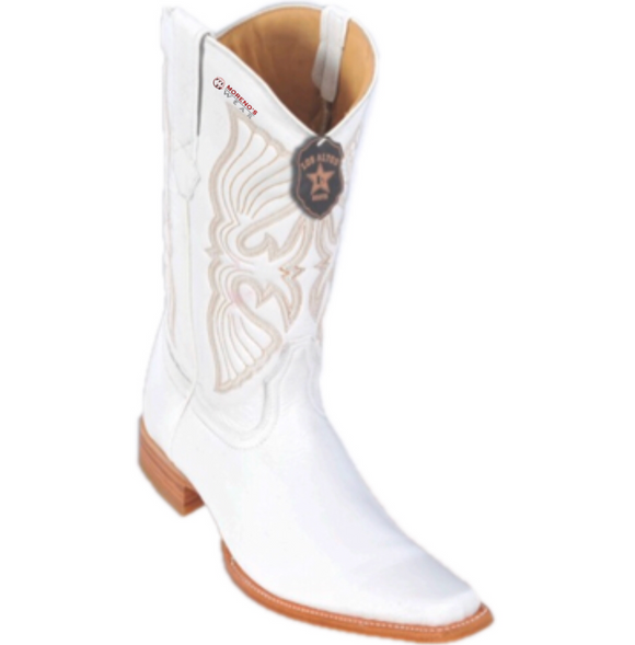 Men's Los Altos Deer Boots Versace Square Toe