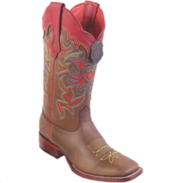 Women's Los Altos Rage Boots Wide Square Toe