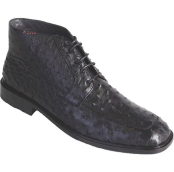 Men's Los Altos Ostrich High Top Shoes