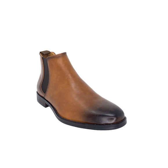 Michael Cognac Ankle Dress Shoes