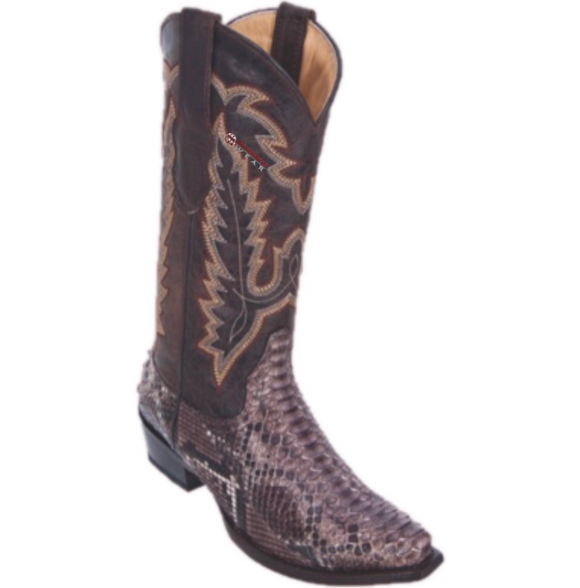 Women's Los Altos Python Boots Snip Toe