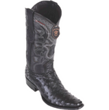 Men's Los Altos Ostrich Boots European Square Toe
