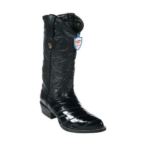 Men's Wild West EEL Boots J Toe