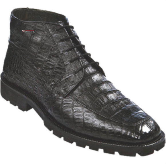 Men's Los Altos Caiman Belly High Top Shoes