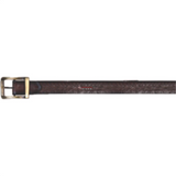 Men's Los Altos Ostrich Casual Belt