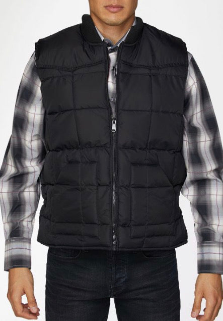 Men's Rodeo Nylon Vest