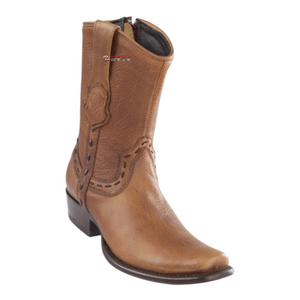 Men's Wild West Rage Ankle Boots Dubai Toe