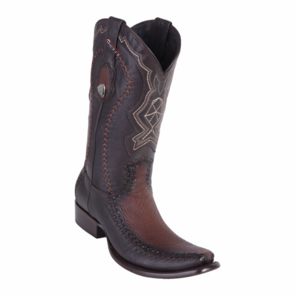 Men's Wild West Shark With Deer Boots Dubai Toe