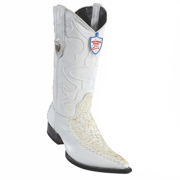 Men's Wild West Menudo With Deer Boots 3x Toe