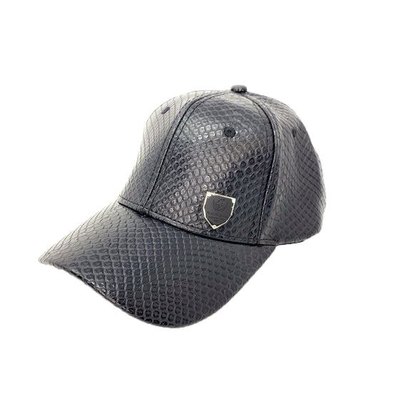 Men's Platini Black Cap