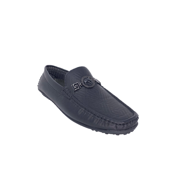 Men's Black Platini Loafers