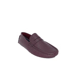 Men's Wine Platini Loafers