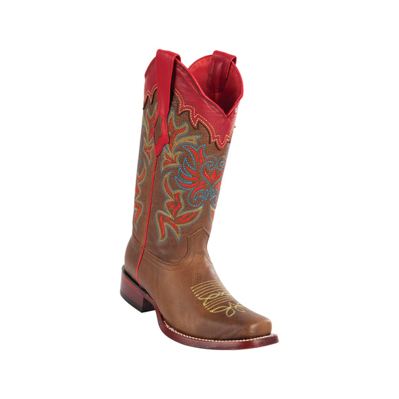 Women's Wild West Rage Boots Square Toe