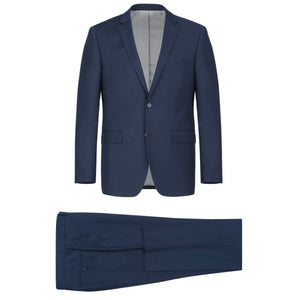 Men's Renoir Two Piece Navy Classic Fit Suit