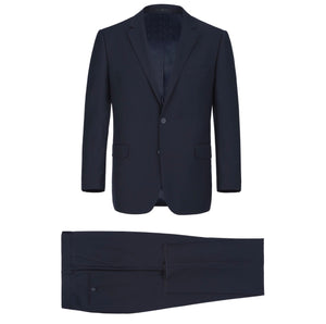 Men's Renoir Two Piece Dark Navy Slim Fit Suit