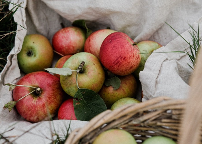 British Sussex apples top 10 Autumn superfoods fruit and vegetables