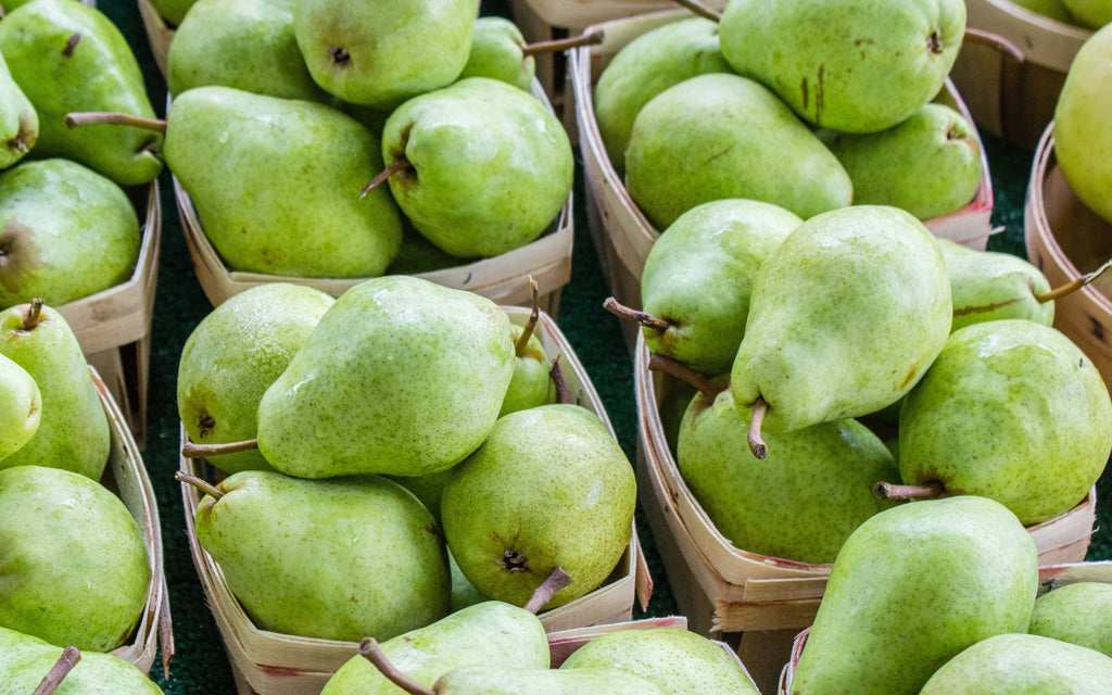 british pears top 10 autumn fall superfoods fruits and vegetables