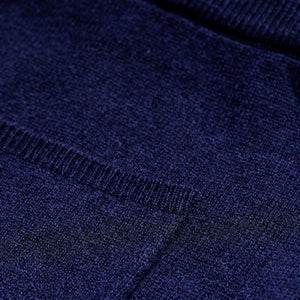 Piglet x WoolOvers Cashmere Merino Lounge Joggers Neo Navy