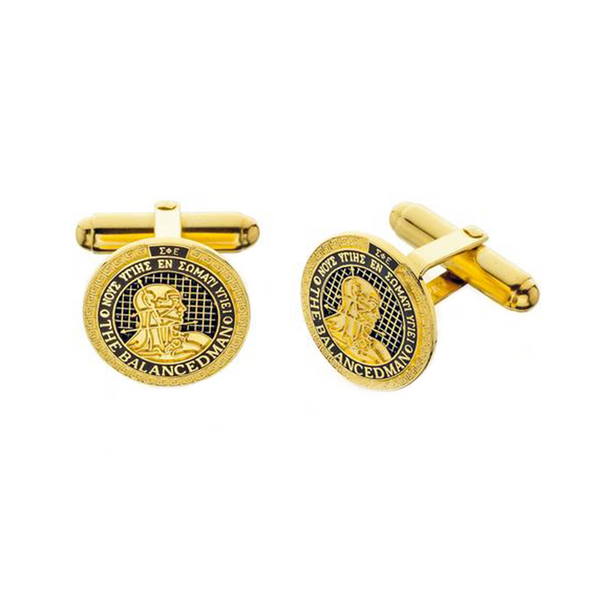 Balanced Man Cufflinks