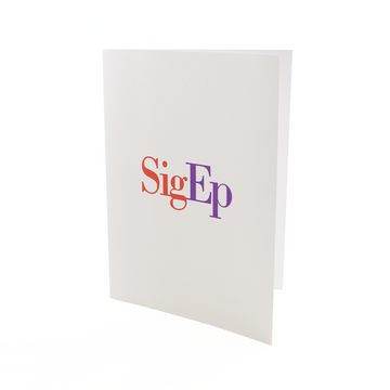 Thank You Notes - SigEp (Pack of 50)