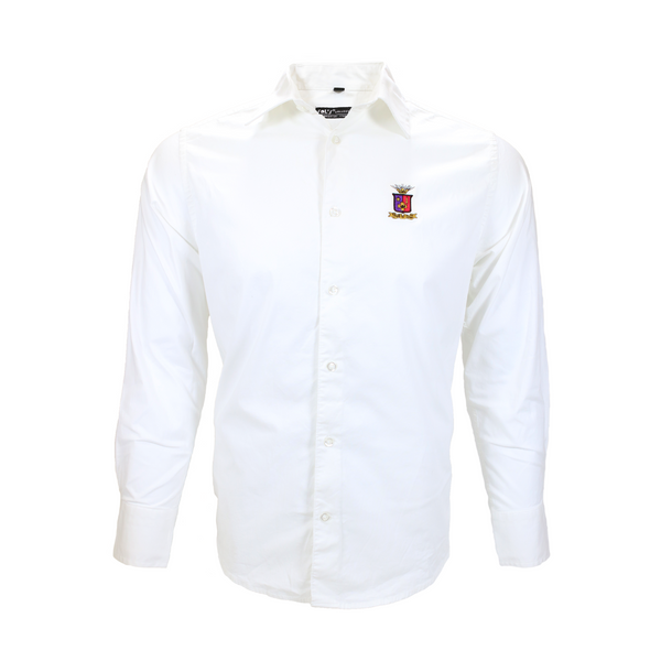 SigEp Fitted Pinpoint Oxford Button Up