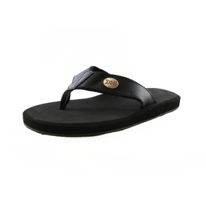 Official SigEp Flip Flop - Black