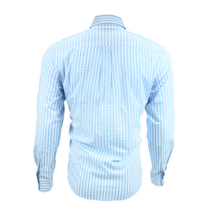 Johnnie-O Button Down - Hardy Cloud Blue