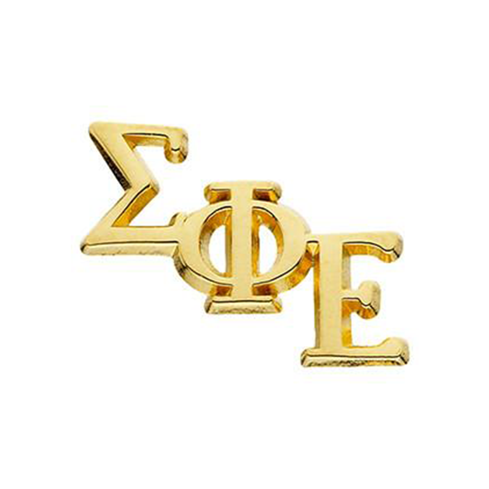 331d7f49aa0 Official SigEp Merchandise - Monogram Recognition Pin - Official SigEp Store