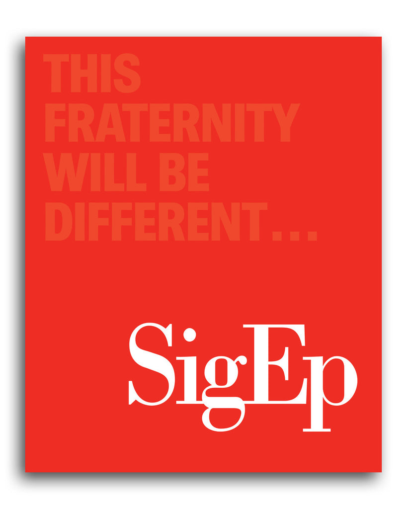 SigEp Folders (Pack of 25)