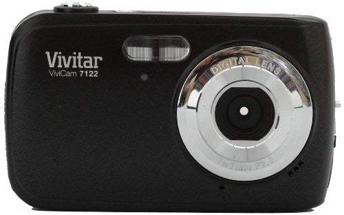 "Vivitar 7122BL 8.1mp camera + 1.8"" tft panel(Colors May Vary)"