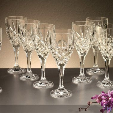 Godinger Dublin Goblets Set of 16