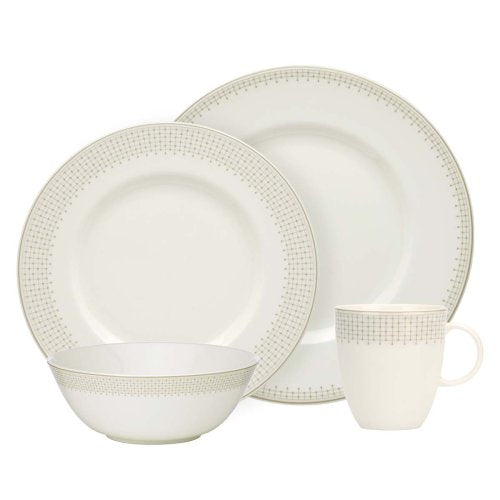 Lenox Simply Fine Flair 4 Piece Place Setting