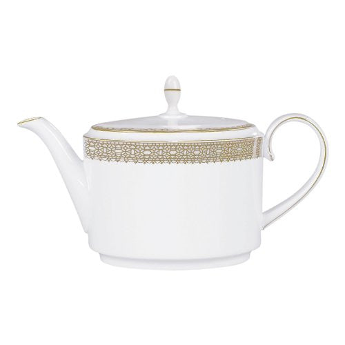 Wedgwood VERA LACE GOLD TEAPOT 1.4 LTR