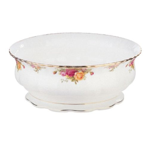 Royal Albert OLD COUNTRY ROSES SALAD BOWL 131 OZ