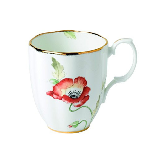 Royal Albert 100 YEARS 1970 MUG 14.1 OZ POPPY
