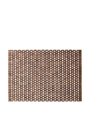 Design Ideas Sumatra Doormat, Brown