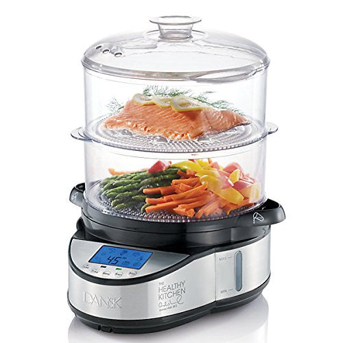 Dansk Dr. Weil The Healthy Kitchen Food Steamer, 2 quarts