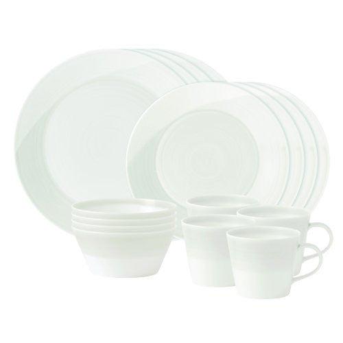 1815 WHITE 16-PIECE SET