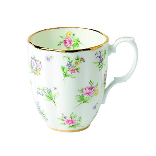Royal Albert 100 YEARS 1920 MUG 14.1 OZ SPRING MEADOW