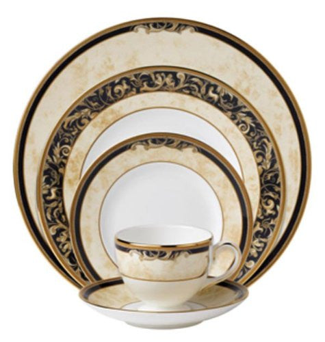 Wedgwood Cornucopia 20-Piece Dinnerware Set, Service for 4