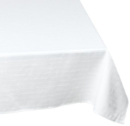 Lenox simply fine 60 by 102 inch oblong rectangle for 102 inch table runners