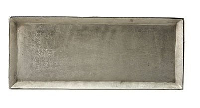 "Donna Karan ""Burnished Metal"" Rectagular Tray - Medium"