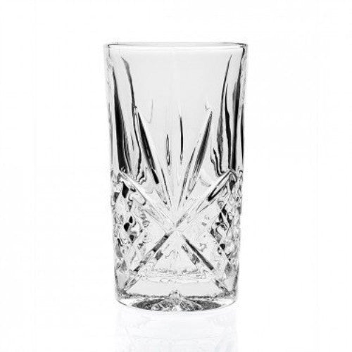 Godinger Godinger Dublin 10 oz. Highballs - Set of 4, Clear, Glass