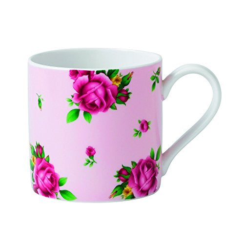 Royal Albert NEW COUNTRY ROSES PINK MUG