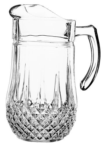 Cristal D'Arques Longchamp 50 1/2-Ounce Pitcher