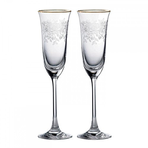 Royal Albert ROYAL ALBERT STEMWARE FLUTE SET/2