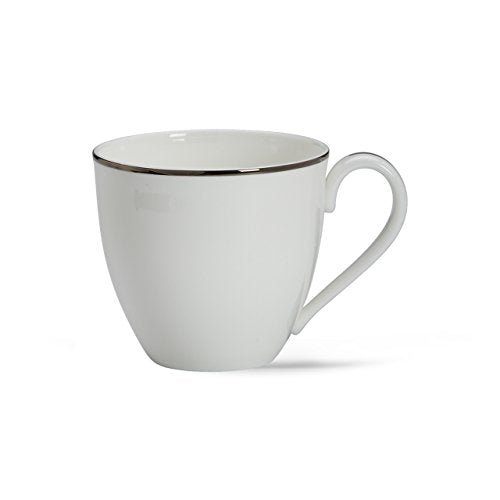 Lenox Continental Dining Platinum Bone China Cup