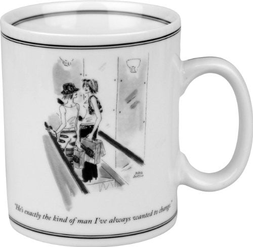 Waechtersbach Konitz The New Yorker Exactly The Man Coffee Tea Mug